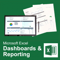 MS Excel Dashboards & Reporting
