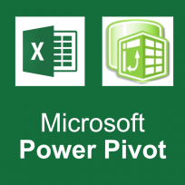 MS Excel Power Pivot